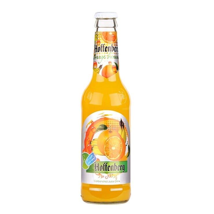 نوشیدنی گازدار هوفنبرگ طعم اموز پرتقال