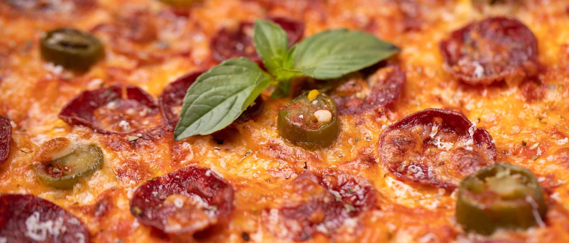 طعم اصیل پیتزا ایتالیایی
